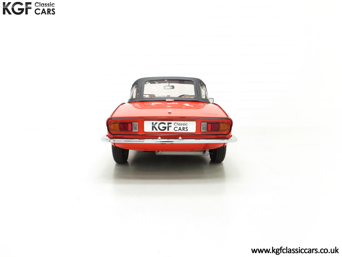 1979 An Astonishing Triumph Spitfire 1500 with 11,403 Miles SOLD (picture 10 of 24)