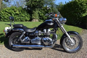 2005 Triumph Bonneville America 800cc Cruiser  SOLD