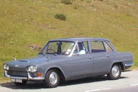 triumph 2000 mk1 ex Stanley Unwin Now Sold