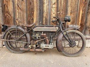 Triumph Mod. H EX WD 1918 500 cc