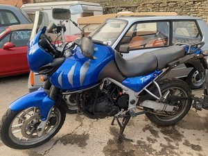 2007 Triumph Tiger 955i For Sale by Auction