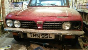 Triumph Dolomite 1850 1973 Restoration Project SOLD
