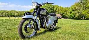 1962 Triumph Tiger 100A for sale Tested with Video