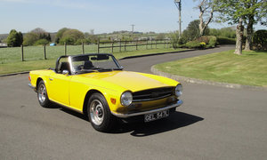 Picture of 1973 Triumph TR6 SOLD by Auction