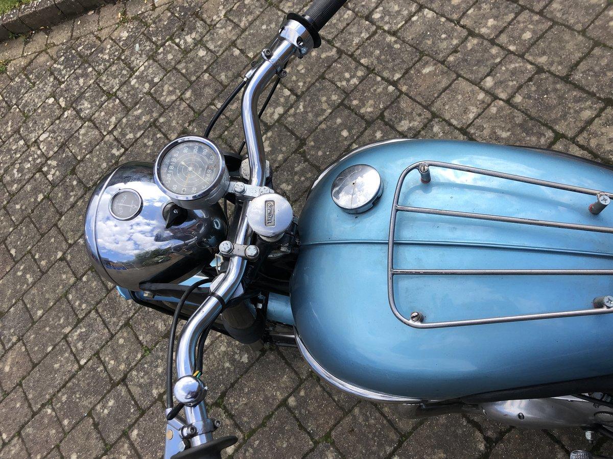 1958 Triumph T110 For Sale (picture 3 of 6)