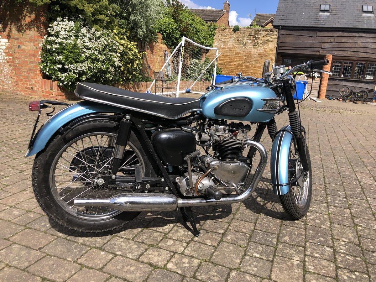 1958 Triumph T110 For Sale (picture 6 of 6)