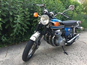 1977 1975 Honda CB 750