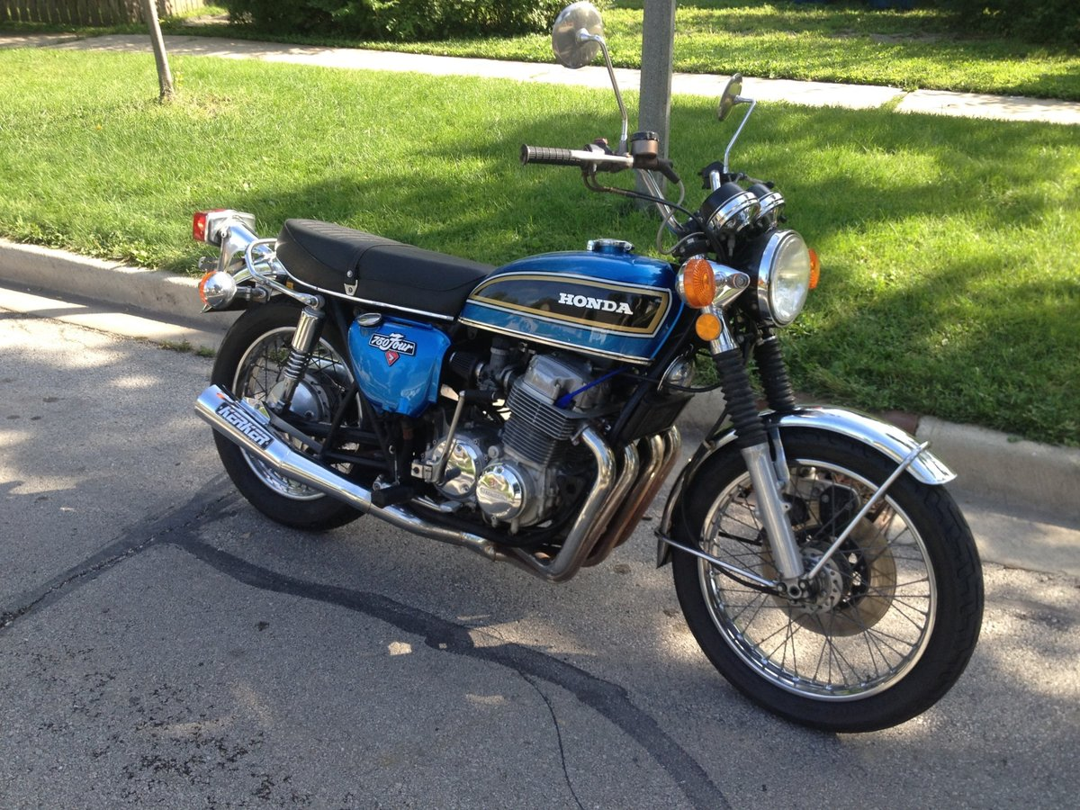1977 1975 Honda CB 750 For Sale (picture 2 of 2)