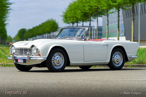 1966 Excellent Triumph TR4 For Sale