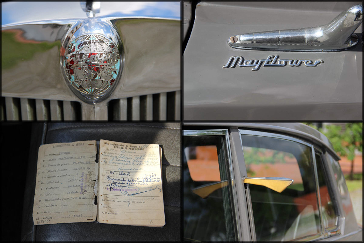 1951 Triumph Mayflower For Sale (picture 6 of 6)
