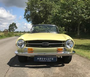 Picture of 1971  Triumph TR6 Convertible RHD Overdrive, Stunning Restoration