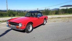 Triumph TR6 PI (CP) 1972