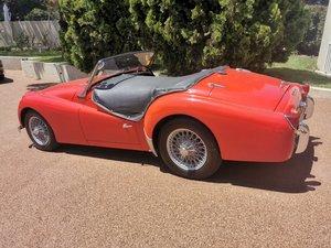 *** 1958 Triumph TR3a ***