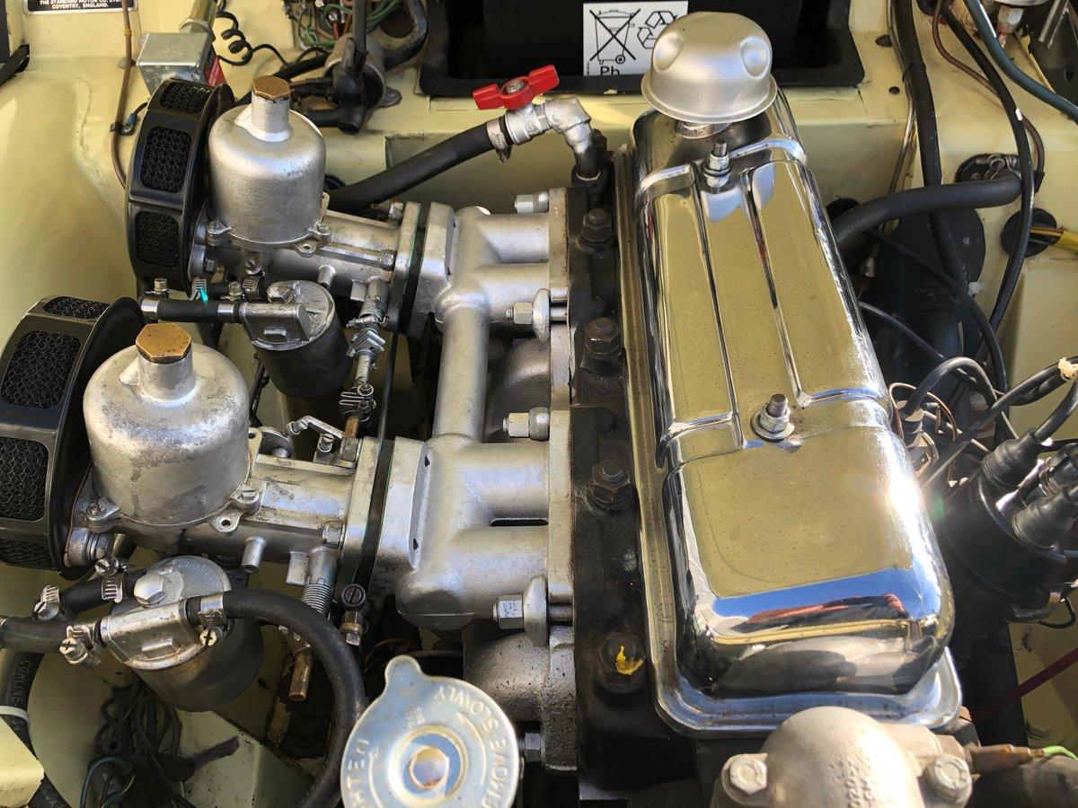 Triumph TR3A 1958 For Sale (picture 5 of 6)