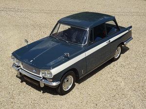 1964 Triumph Vitesse 6 – Stunning/20,000 miles from new