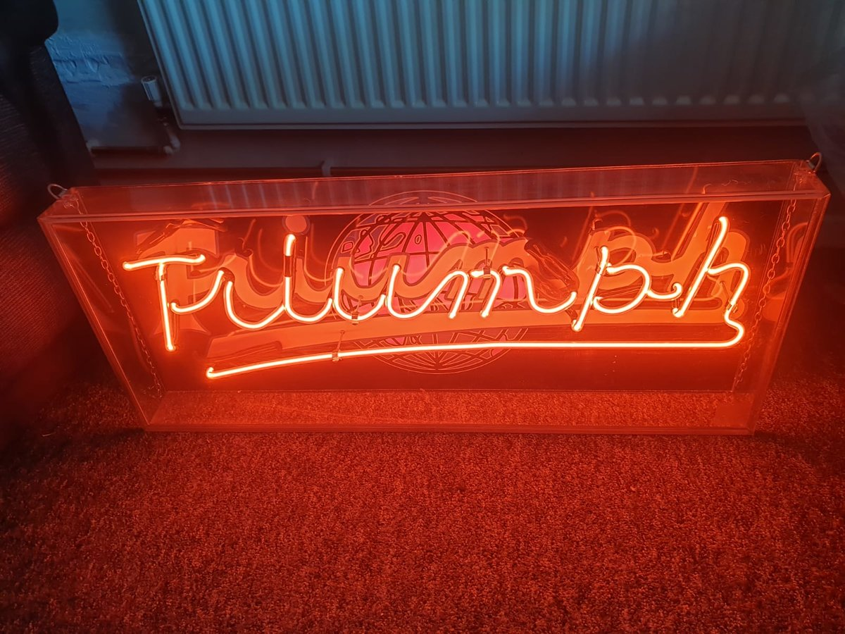 Heritage Neon sign For Sale (picture 2 of 6)