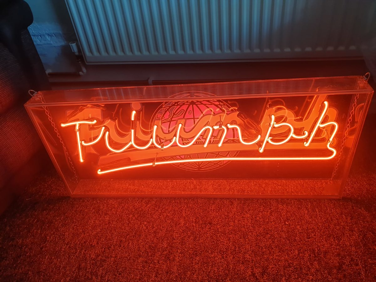 Heritage Neon sign For Sale (picture 3 of 6)