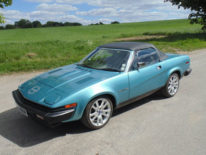1980 Triumph TR7 Convertible SOLD