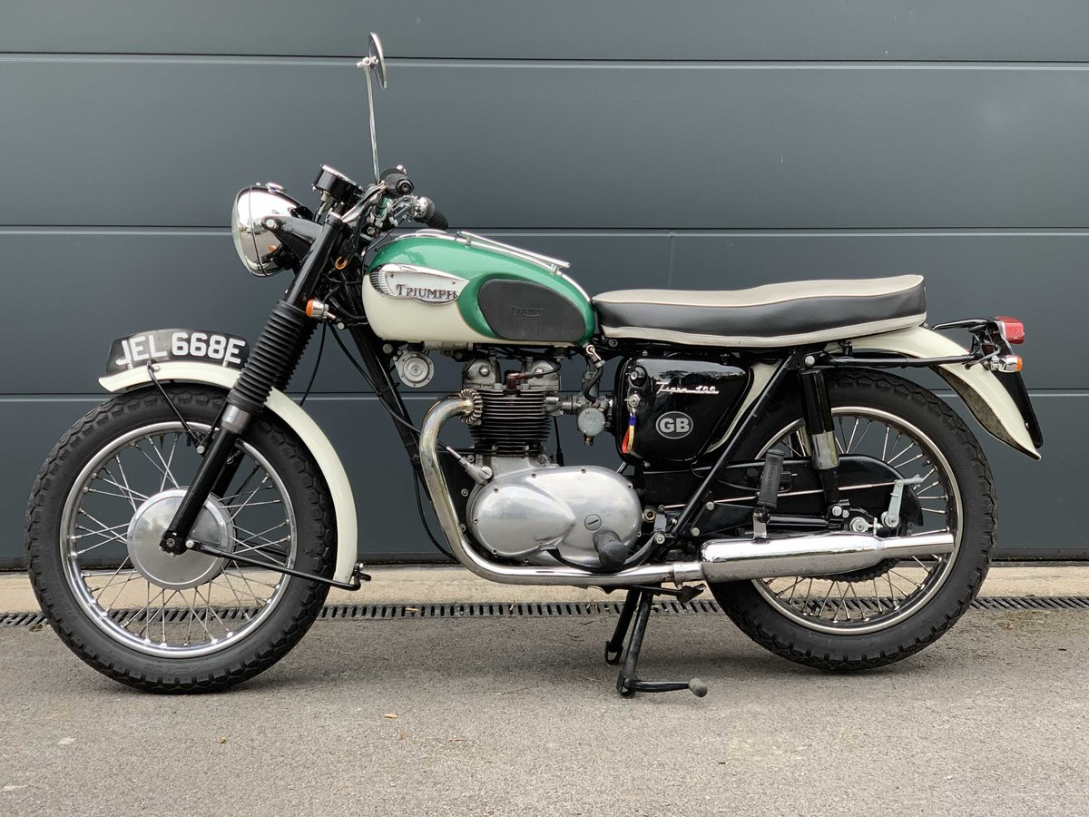 1967 Triumph T100 SS For Sale (picture 1 of 5)