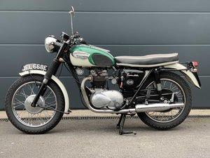1967 Triumph T100 SS