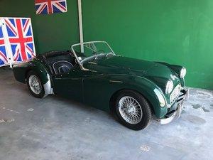 1956 Triumph TR3 For Sale