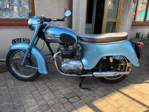 1959 Triumph 3TA Twenty One