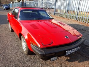 1981 TRIUMPH TR7 V8 CONVERSION