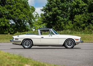 Picture of 1976 Triumph Stag SOLD by Auction