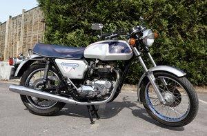 1977 Triumph T140 Silver Jubilee Bonneville 750cc For Sale