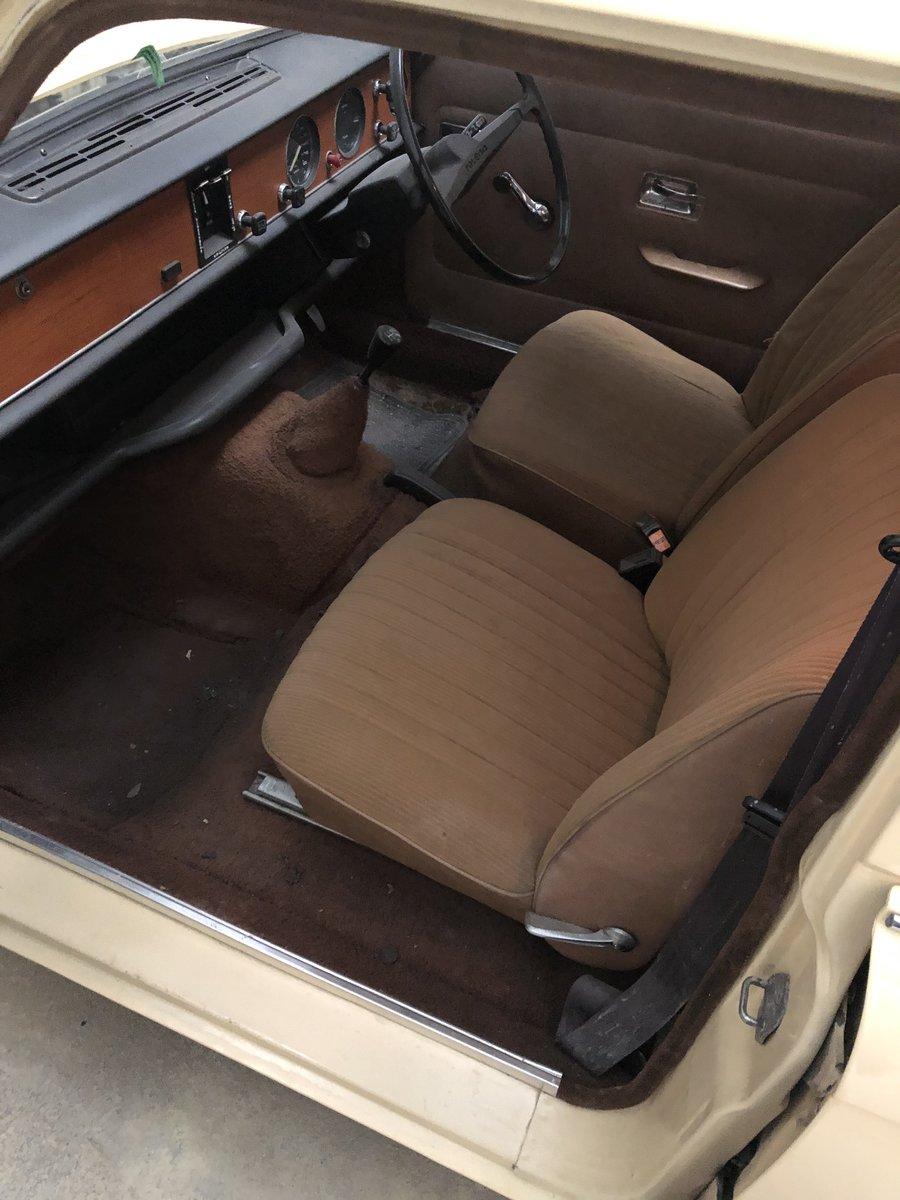 1976 Triumph Toledo 1.3 For Sale (picture 5 of 6)
