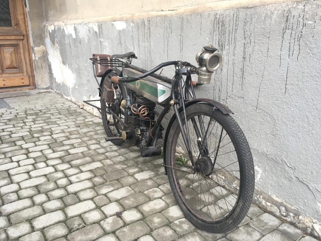 1910 Triumph Roadster Replica For Sale (picture 4 of 6)
