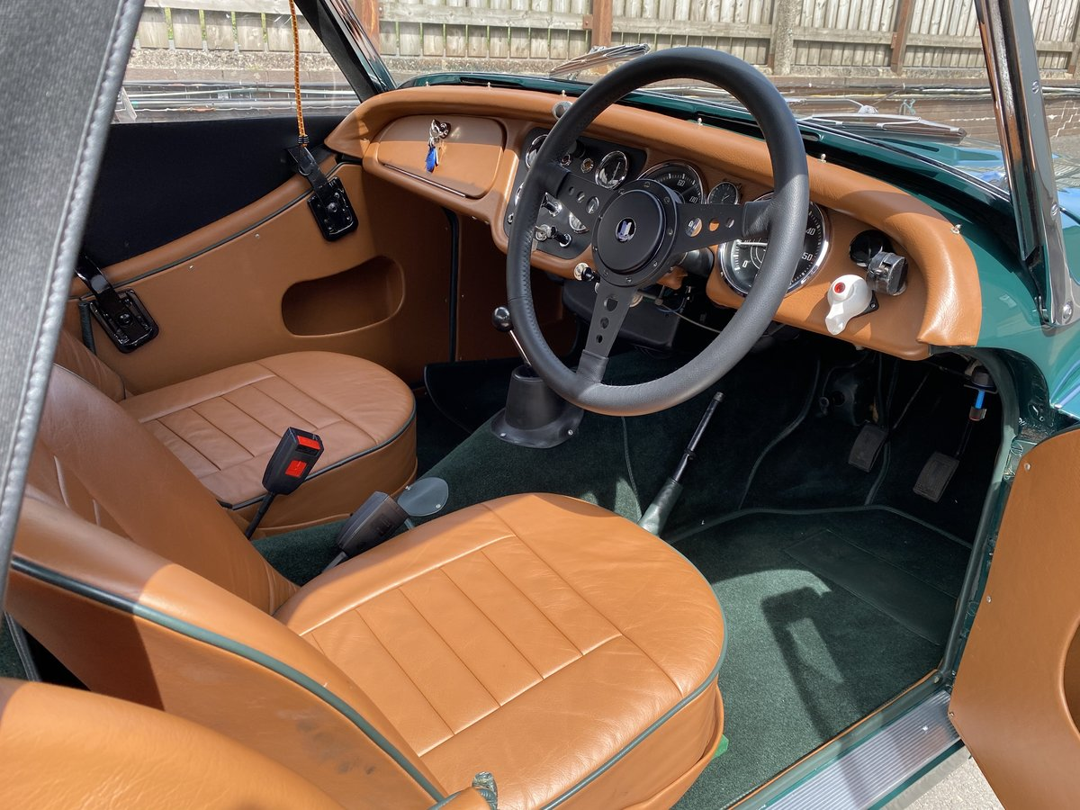 1960 Triumph TR3 A Immaculately Presented  For Sale (picture 4 of 6)