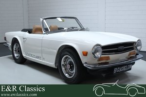 Triumph TR6 1972 very nice condition For Sale