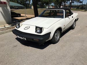 1980 Triumph TR7 Cabrio For Sale