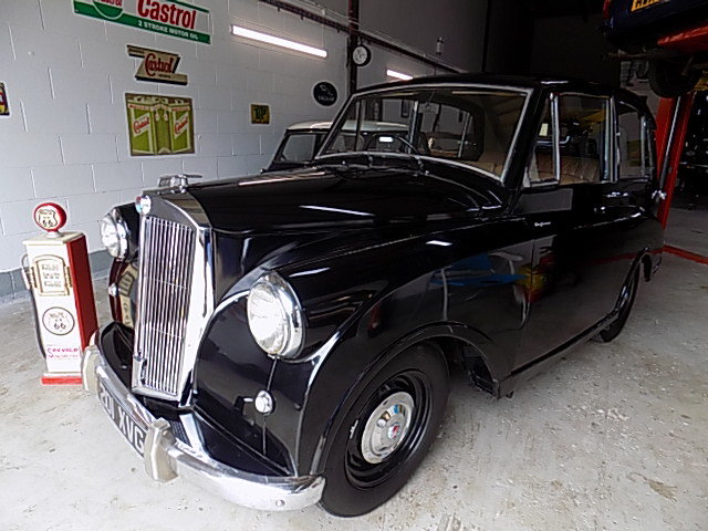 Triumph Mayflower 1953 DELIVERY AVAILABLE Please read add For Sale (picture 1 of 6)