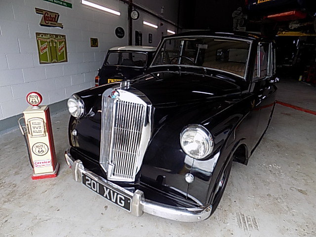 Triumph Mayflower 1953 DELIVERY AVAILABLE Please read add For Sale (picture 2 of 6)