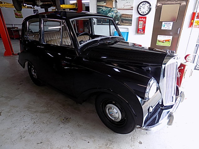 Triumph Mayflower 1953 DELIVERY AVAILABLE Please read add For Sale (picture 3 of 6)