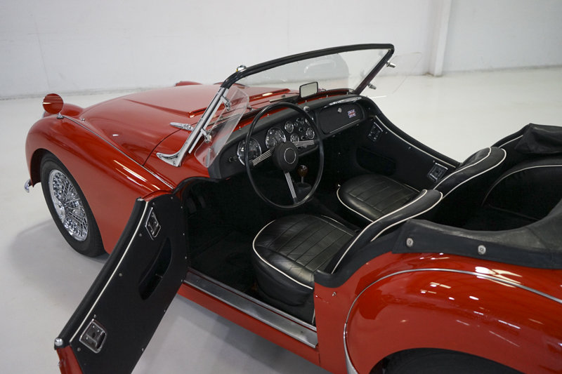 1960 Triumph TR3A Roadster For Sale (picture 5 of 6)
