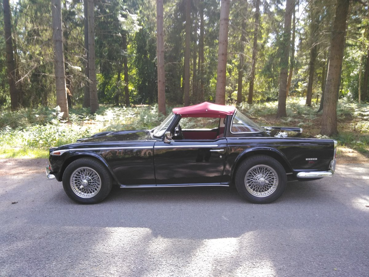 1968 Triumph TR5 - Deposit Taken  SOLD (picture 2 of 5)
