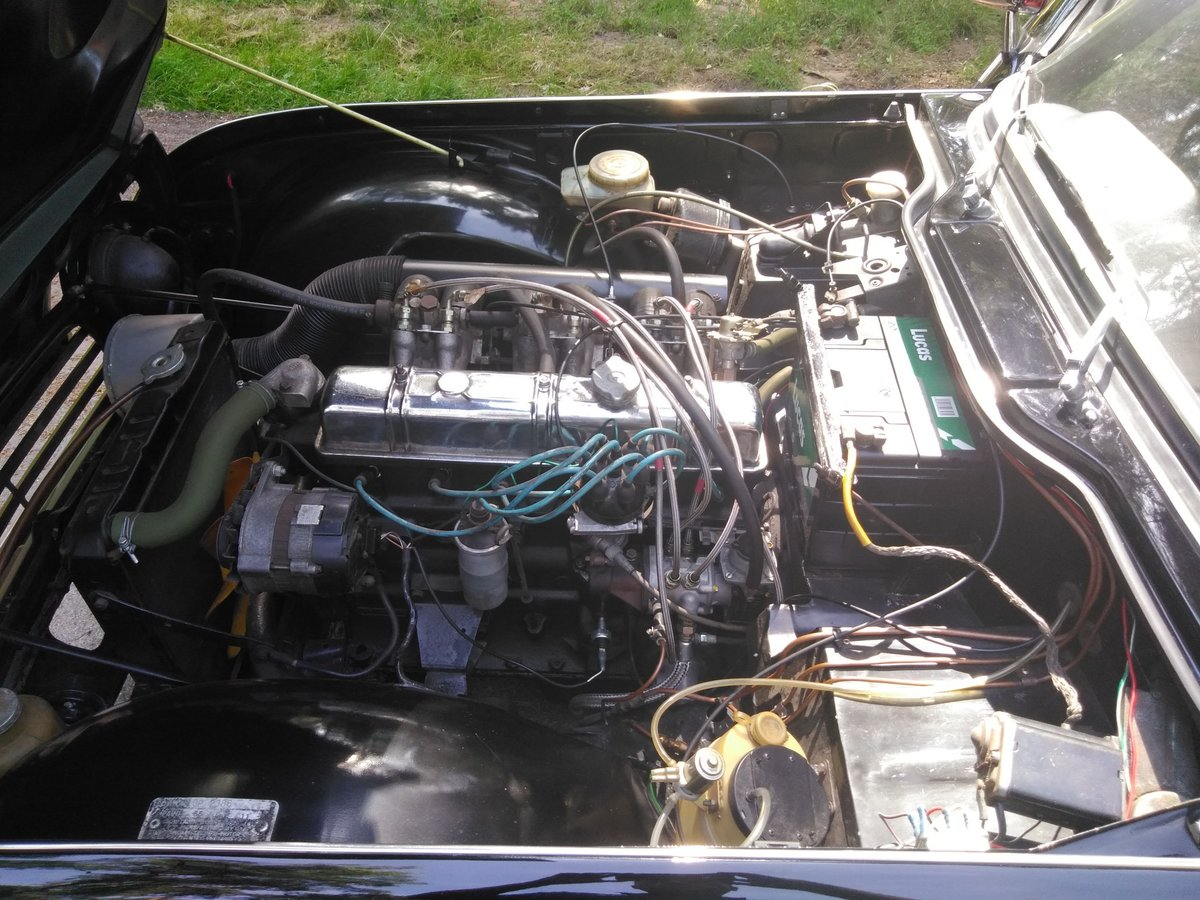 1968 Triumph TR5 - Deposit Taken  SOLD (picture 5 of 5)