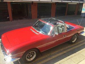 Triumph Stag V8