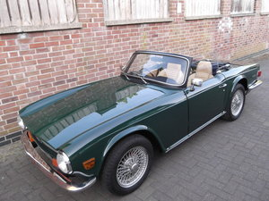 Picture of 1974 Triumph TR6 Convertible SOLD