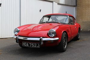 Triumph GT6 1970 - To be auctioned 26-06-20