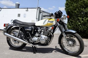 1975 Triumph T160 Trident 750cc Matching Numbers