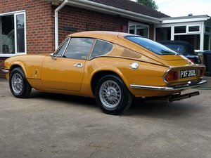 Triumph GT6 Mk.3 Great Condition