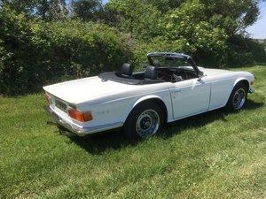 1969 Triumph TR6 For Sale