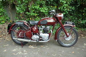 Triumph Speed Twin.Matching #s/Mint condition