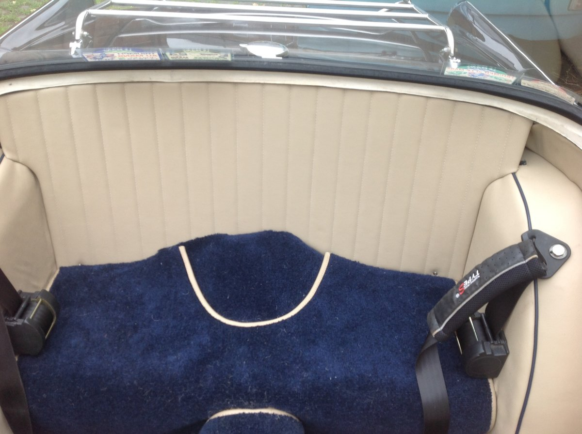 1966 Triumph TR4A IRS For Sale (picture 5 of 6)