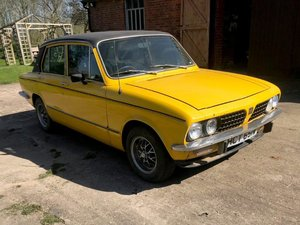 1980 Triumph Dolomite 2.0 Sprint at ACA 20th June