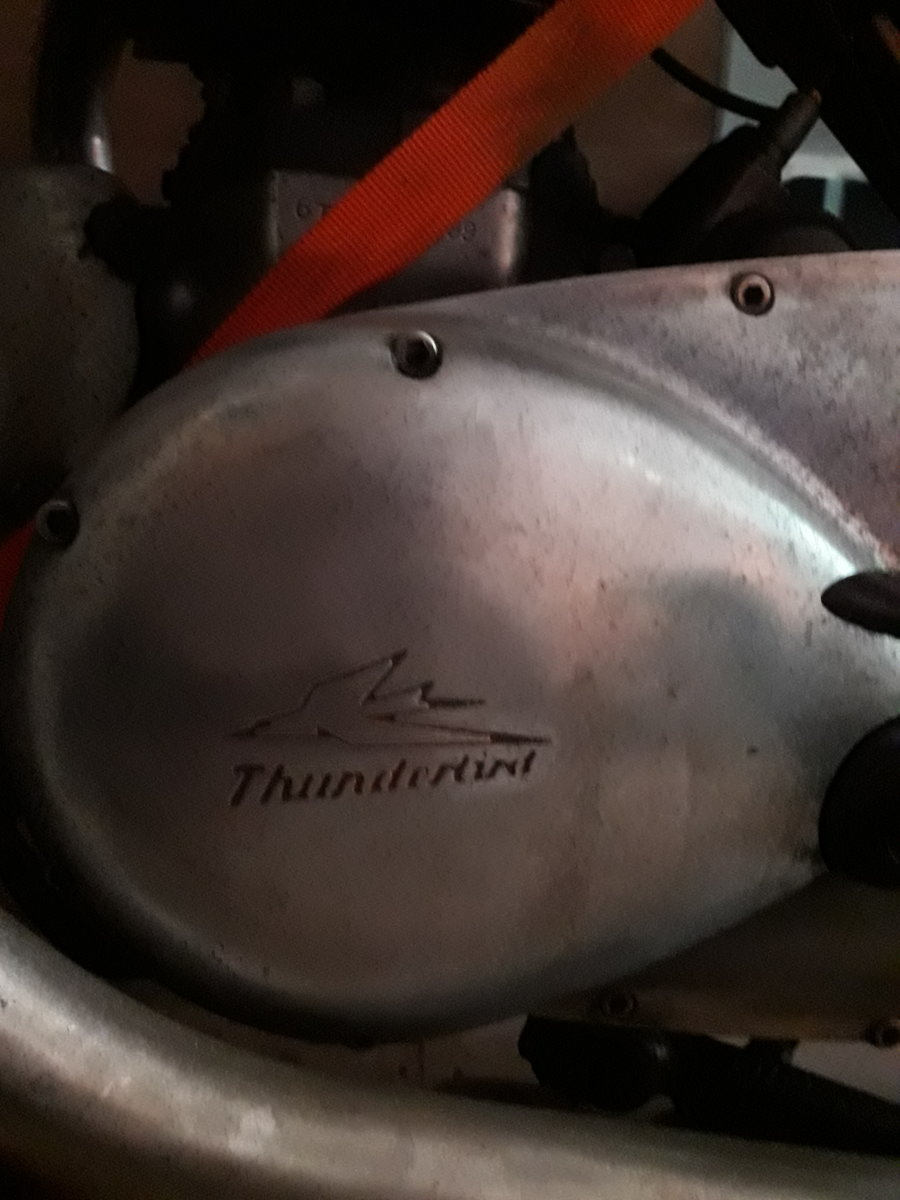 1958 TRIUMPH 6t thunderbird For Sale (picture 2 of 6)